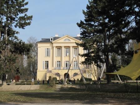Schloss Freudenberg in Wiesbaden-Freudenberg